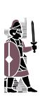 Parthian Swordsmen