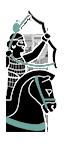 Arqueros a caballo acorazados
