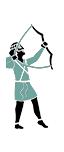 Arqueros de élite persas