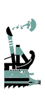 Penteres de artillería - Onagro oriental (barco)
