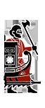 Angriffs-Bireme - Baktrische Auxiliarhügelmänner