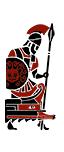 Angriffs-Quadreme - Auxiliar-Hopliten