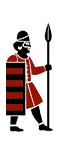 Parthische Auxiliarspeerkämpfer