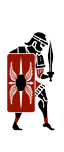 Légionnaires en armure