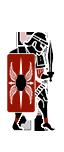 Gepanzerte Legionäre
