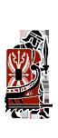 Birreme de asalto - Cohorte de legionarios