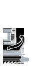 五排漿座大型塔樓船 - 波斯輕裝弓箭手