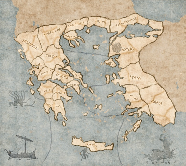 Kingdom of Pergamon (Wrath of Sparta)