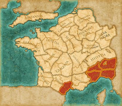 Roma (Caesar in Gaul)