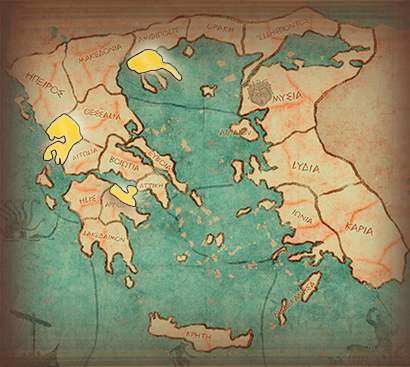 Ptolemaic Holdings (Wrath of Sparta)