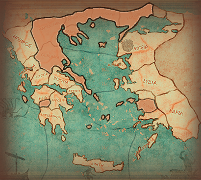 Kingdom of Makedon (Wrath of Sparta)