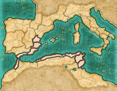 Qarthadastim (Hannibal at the Gates)