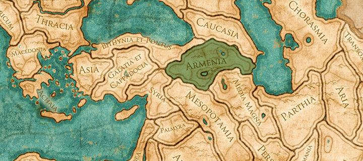 Armenia (Empire Divided)