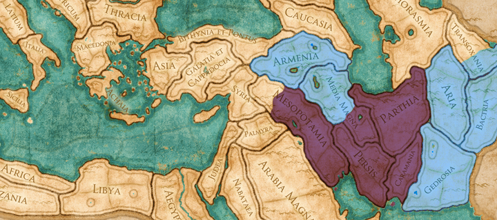 The Sassanids (Empire Divided)