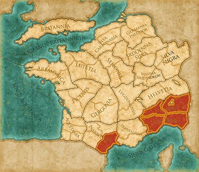 Rome (Caesar in Gaul)