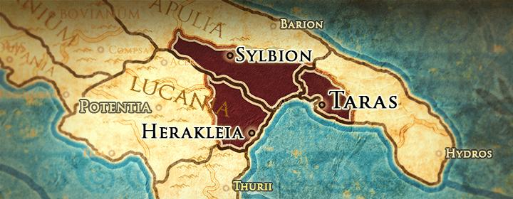 Taras (Aufstieg der Republik)