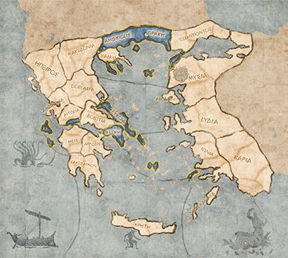 Atene (L'ira di Sparta)