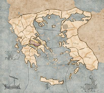 Boiotian League (Wrath of Sparta)