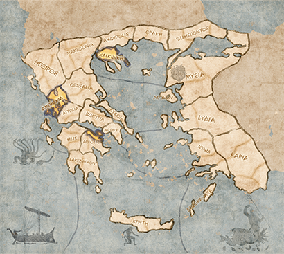 Korinthos (Wrath of Sparta)