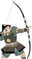 Bow Ashigaru