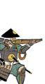 Otomo Matchlock Ashigaru
