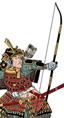 Chosokabe Bow Samurai