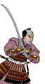 Date No-Dachi Samurai