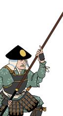 Oda Long Yari Ashigaru