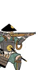 Imported Matchlock Ashigaru