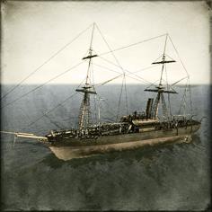 Gun boat - Chiyodagata class