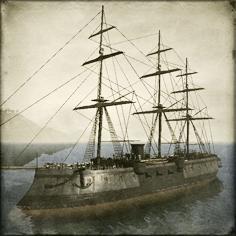 Ironclad - L'ocean class