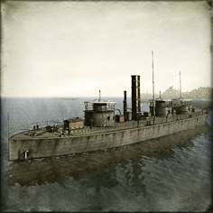 Ironclad - Roanoke class