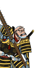 Tadakatsu's Tetsubo Warriors