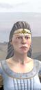 Damsel (Heavens) (Barded Warhorse)
