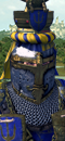 Alberic z Bordeleaux (Opancerzony koń bojowy)