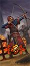 Peasant Bowmen (Fire Arrows)