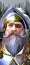 Empire Captain (Barded Warhorse)