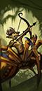 Archers gobelins des Forêts sur Araignées