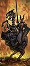 Black Knights (Lances & Barding)