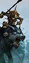 Moon-howlers (Goblin Wolf Riders)