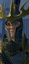 Dreadlord (Sword & Crossbow) (Black Dragon)