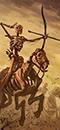 Skeleton Horsemen Archers