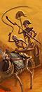 Carruagem Esqueleto