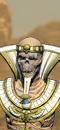 Kapłan Lisz (magia śmierci) (Szkieletowy rumak)