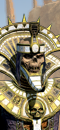 Král hrobek (Khemrijská válečná sfinga)