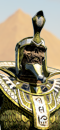 Prince des Tombes (Char Squelette)