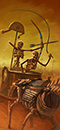 Skeleton Archer Chariot