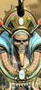 Grand Hierophant Khatep (Skeleton Chariot)