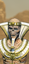 Liche Priest (Death) (Skeletal Steed)