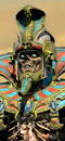 Settra the Imperishable (Khemrian Warsphinx)